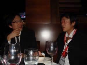 帰国後も海外での学会活動などに余念のない多田隼人先生。