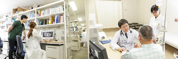 循環器病態内科学の特徴