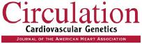 Circ Cardiovasc Genet