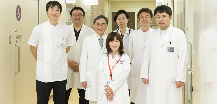 消化管免疫研究室