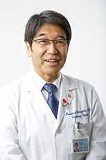 Professor Masakazu Yamagishi, MD, PhD