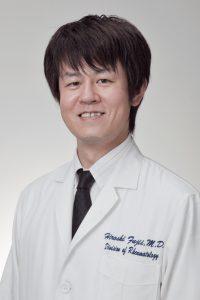 医局長 藤井博